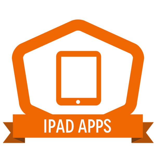 "Badge icon ""iPad (6898)"" provided by The Noun Project under Creative Commons CC0 - No Rights Reserved"
