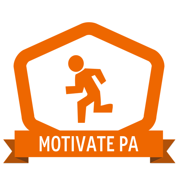 """Badge icon """"Running (246)"""" provided by The Noun Project under The symbol is published under a Public Domain Mark"""
